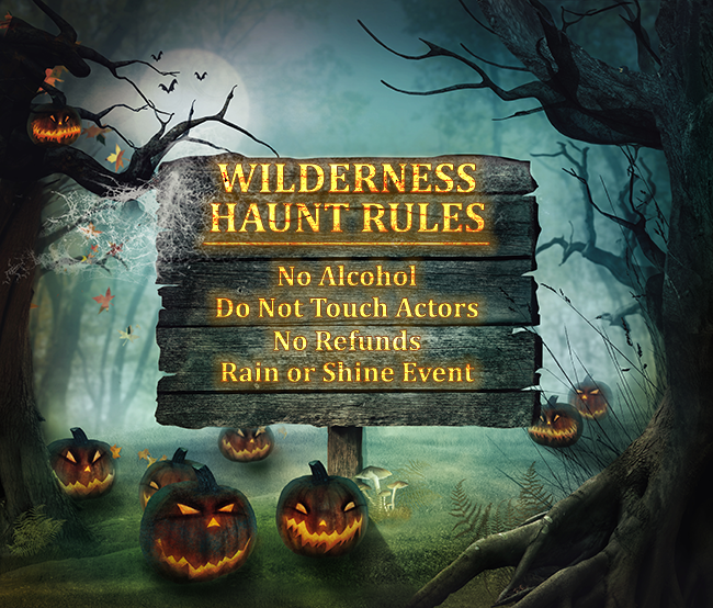 Haunt Rules Graphic